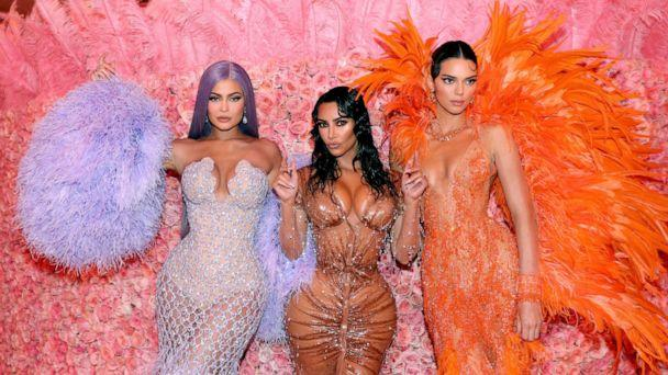 PHOTO: Kylie Jenner, Kim Kardashian West and Kendall Jenner attend The 2019 Met Gala Celebrating Camp: Notes on Fashion at Metropolitan Museum of Art, May 6, 2019, in New York City. (Kevin Tachman/mg19/Getty Images, FILE)