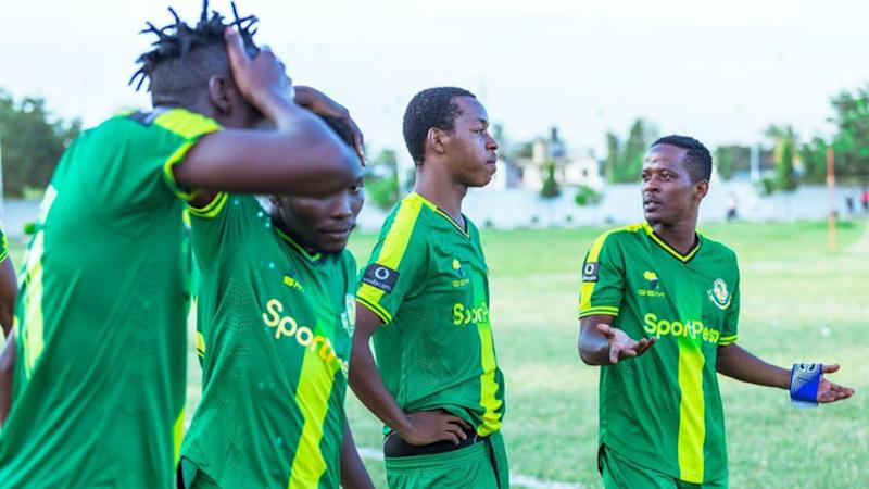 Two red cards as Yanga SC fight back to draw JKT Tanzania in Dodoma