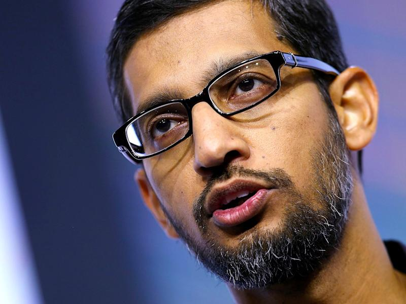 Google CEO announces new action plan following Andy Rubin fiasco