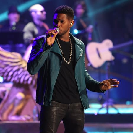 Usher granted restraining order
