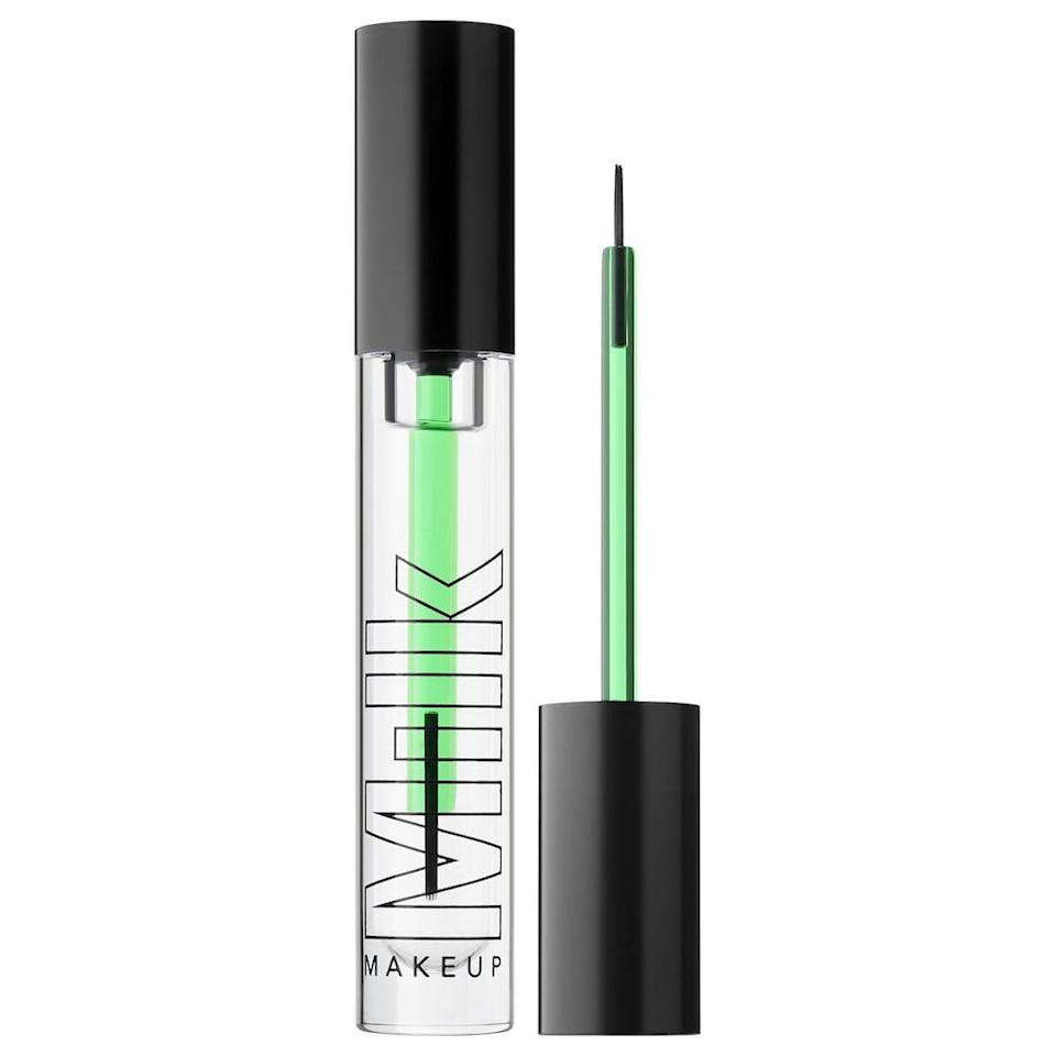 <p>GIve your lashes and brows the love it deserves with the <span> Milk Makeup KUSH Growhouse Lash + Brow Serum</span> ($48). Lengthen and strengthen your lashes and brows by applying this morning and night.</p>