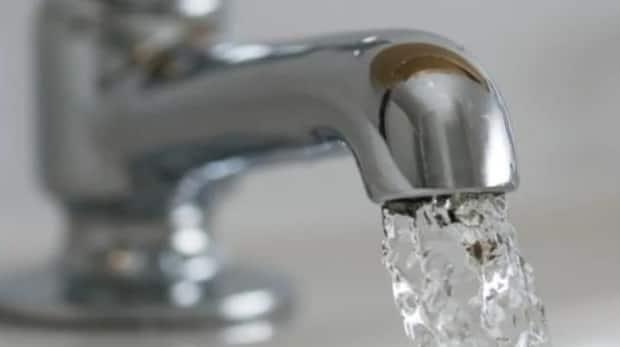 The Buffalo Pound water treatment plant supplies 260,000 people with drinking water. (CBC - image credit)