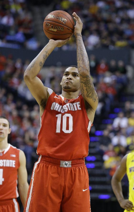LaQuinton Ross gives up senior year at Ohio State