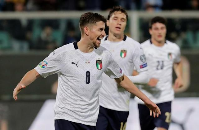 Euro 2020 Qualifier - Group J - Italy v Armenia