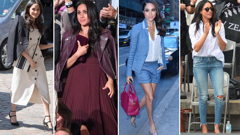 <p>There's no denying Meghan Markle has always been fashionable. But after officially becoming a member of the royal family, there's some fashion items she now completely avoids. </p>