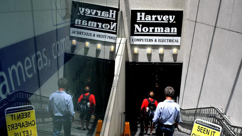Harvey Norman interim net profit jumps 39%