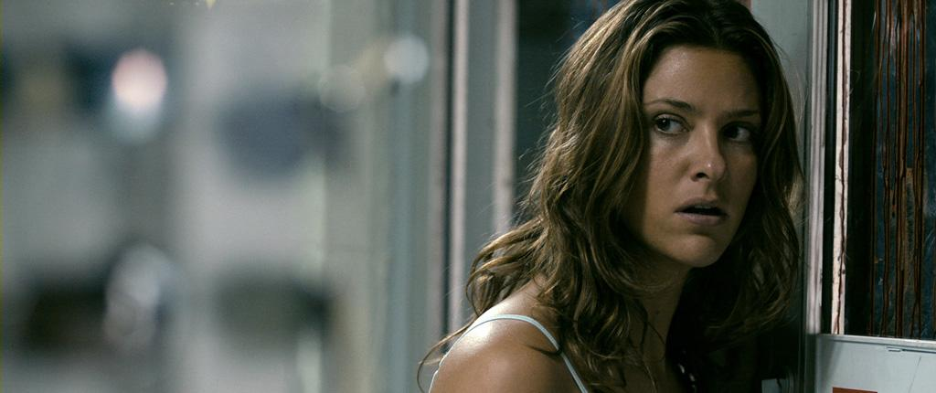 """<a href=""""http://movies.yahoo.com/movie/contributor/1809105419"""">Jill Wagner</a> in Magnet Releasing's <a href=""""http://movies.yahoo.com/movie/1809990018/info"""">Splinter</a> - 2008"""