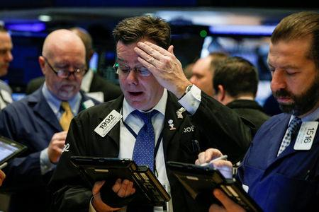 The S&P 500 closed just above breakeven on Wednesday.