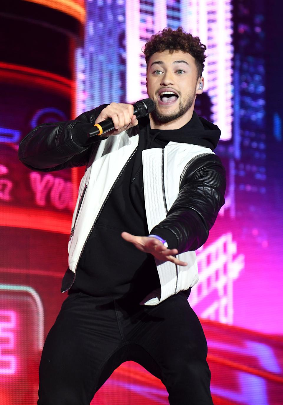 <strong>Known for:</strong> Winning X Factor 2017 as part of Rak-Su<br /><br />The singer was linked to a spot on the I'm A Celeb line-up just weeks after he split from girlfriend, Love Island star Gabby Allen.