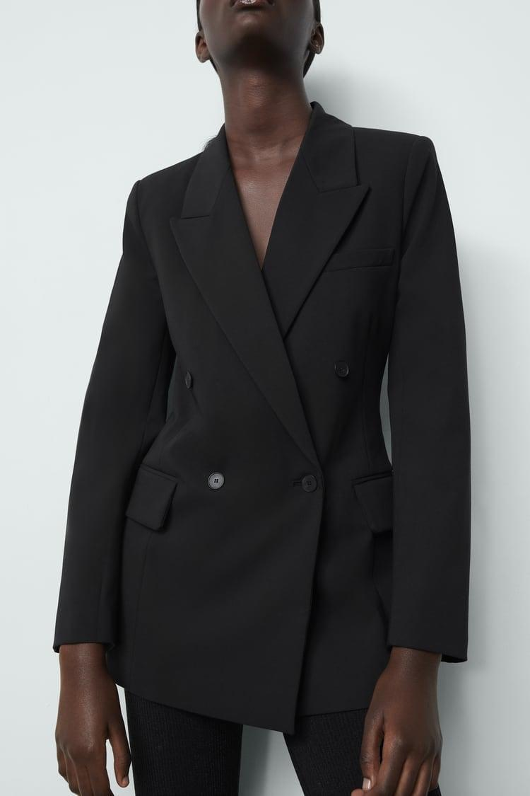 <p>Everyone could use this <span>Tailored Blazer</span> ($70) in their wardrobe.</p>