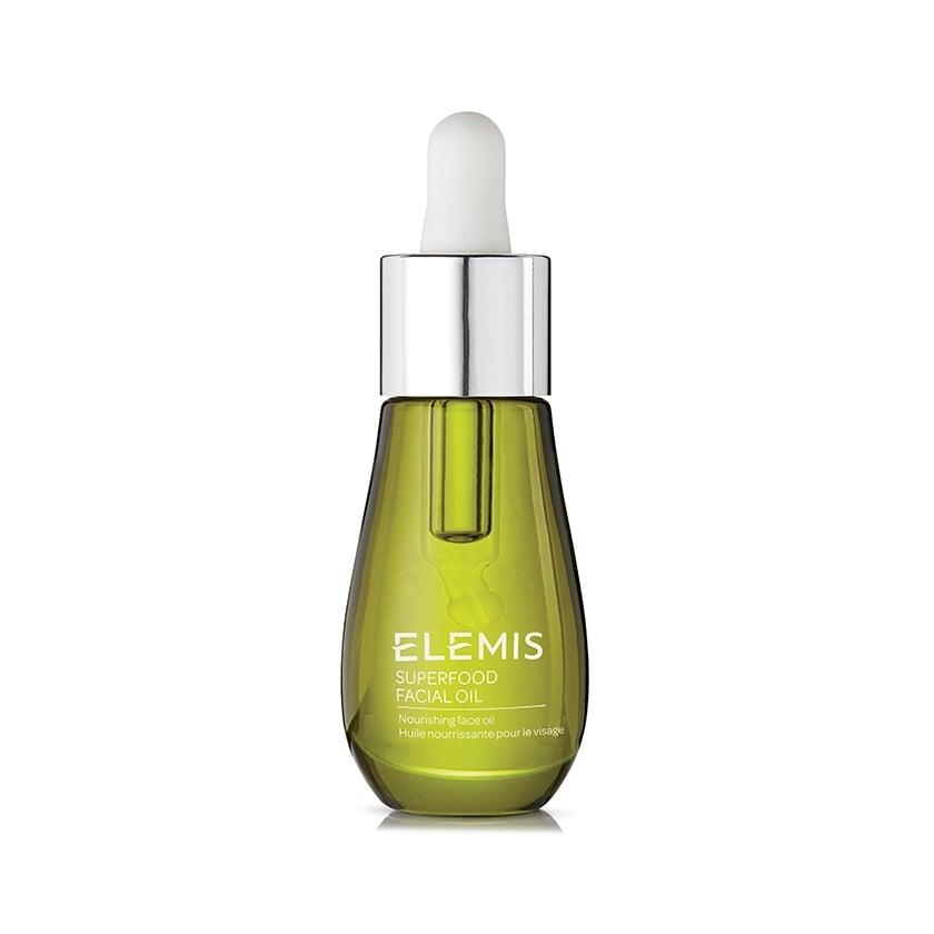 "<p>For her clients with dry skin, she pulls the <a href=""https://www.popsugar.com/buy/Elemis-Superfood-Facial-Oil-478338?p_name=Elemis%20Superfood%20Facial%20Oil&retailer=elemis.com&pid=478338&price=55&evar1=bella%3Aus&evar9=46483883&list1=makeup%2Cskin%2Ccelebrity%20makeup%2Cbeauty%20interview%2Cskin%20care&prop13=api&pdata=1"" rel=""nofollow"" data-shoppable-link=""1"" target=""_blank"" class=""ga-track"" data-ga-category=""Related"" data-ga-label=""https://www.elemis.com/us/superfood-facial-oil.html"" data-ga-action=""In-Line Links"">Elemis Superfood Facial Oil</a> ($55) out of her kit. ""I have some clients that are really dry around the nose area, so I use a tiny bit of this oil around on the nose and the mouth,"" she said.</p>"