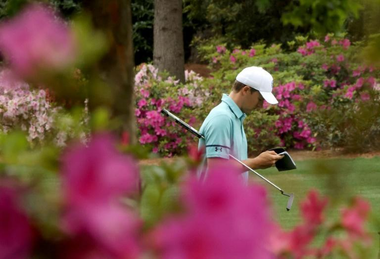 Jordan Spieth, the 2015 Masters champion who ended a four-year title drought at the Texas Open last week, is back in contention midway through the 2021 Masters at Augusta National
