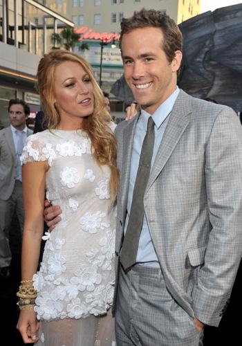 Ryan Reynolds And Blake Lively Wedding.Blake Lively And Ryan Reynolds Get Married The Clues To