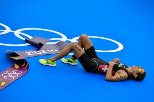 The cancellation could mark the end of the road for London triathlon gold-medallist Nicola Spirig