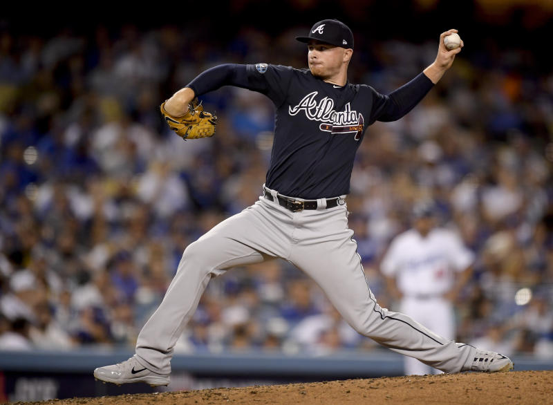 Braves hope to stave off elimination vs. Dodgers