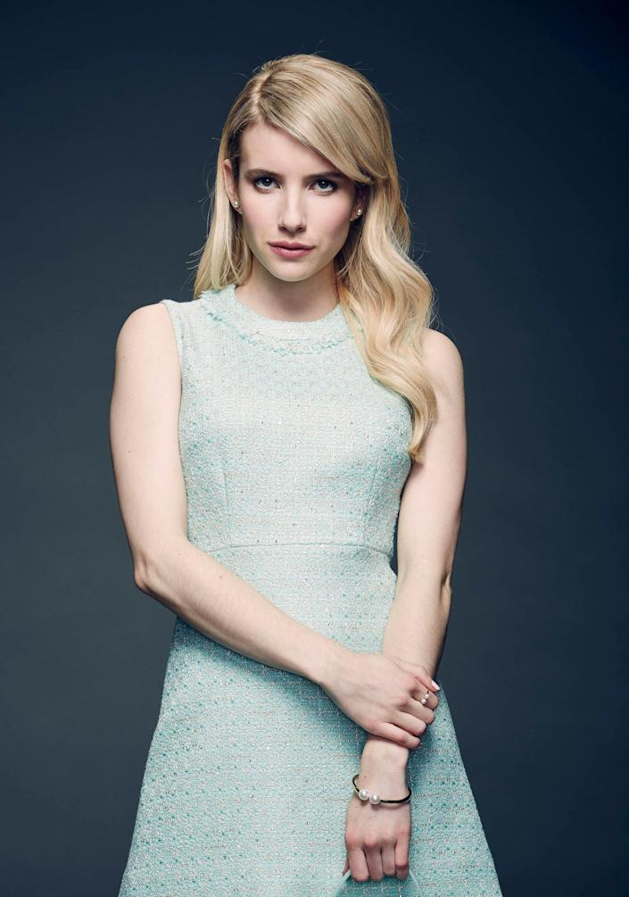 Emma Roberts Says Goodbye To Scream Queens With A Cathartic Haircut