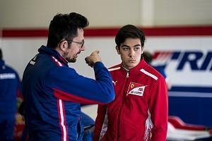 Giuliano Alesi, son of ex-Formula 1 race winner Jean Alesi, has lost out on the chance to join the G-Drive Racing LMP2 squad for this year's European Le Mans Series