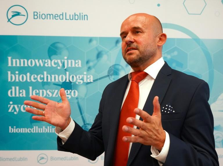 Polish miners' blood boosts search for new COVID-19 drug