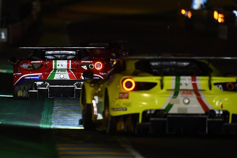 Rebellion and Deletraz top Le Mans FP3 night session