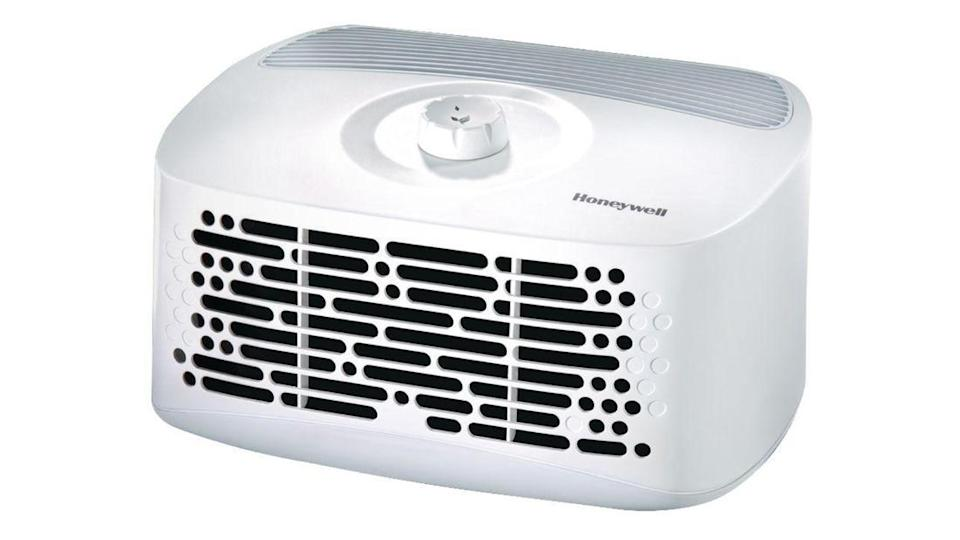 "<p> Honeywell HEPA-Type Tabletop Air Purifier</p><div class=""cnn--image__credit""><em><small>Credit: The Home Depot / The Home Depot</small></em></div>"