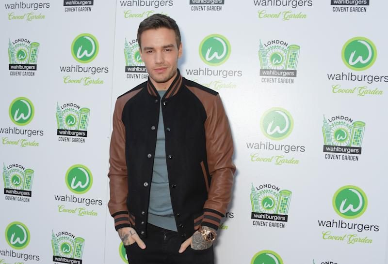 Liam Payne attends the launch of Wahlburgers UK debut restaurant on May 4, 2019 in London, England. (Photo by David M. Benett/Dave Benett/Getty Images for Wahlburgers)