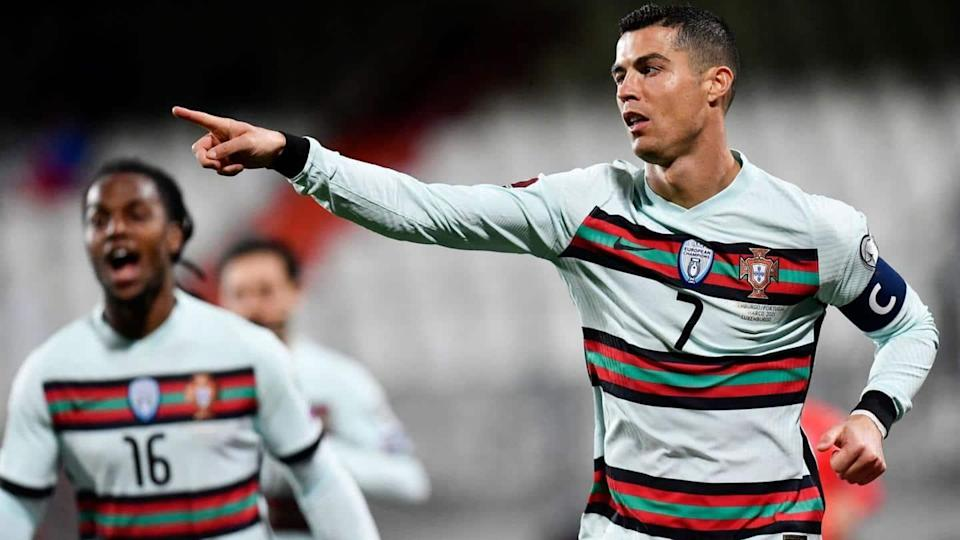 Ronaldo scores as Portugal beat Luxembourg 3-1: Records broken