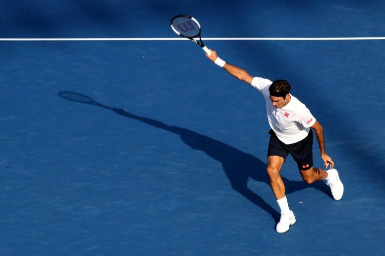 Roger Federer had been aiming for a 99th career trophy, but was unable to get over the line due in part to four double-faults at the most inopportune of times