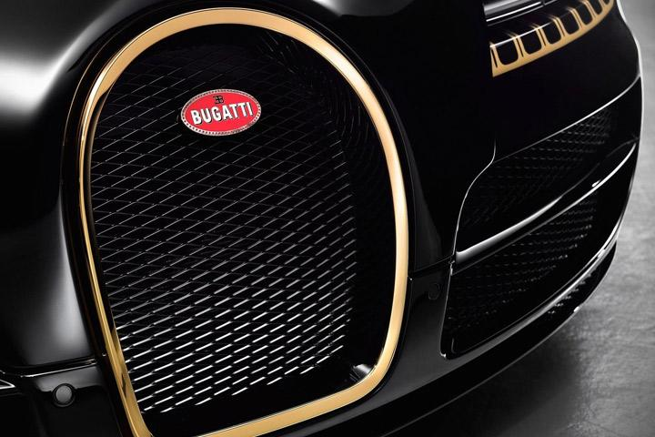 Bugatti Veyron Photo Grand Sport Vitesse Black Bess