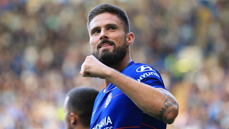 Lyon president interested in moving for Giroud after the season