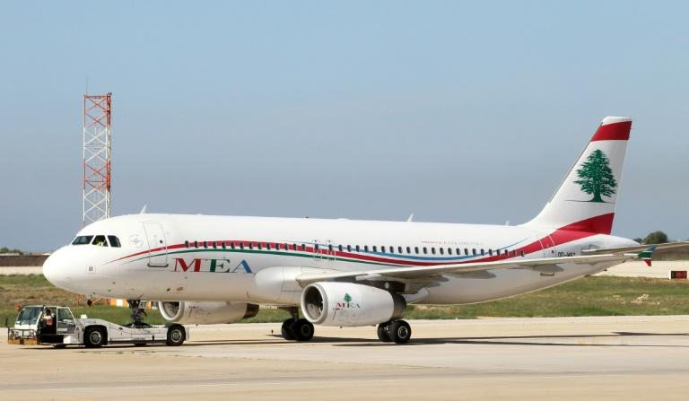 Middle East Airlines is majority owned by the Lebanese state and is administrated by the central bank