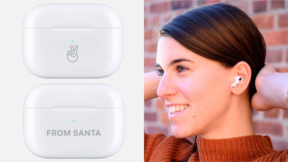 Best personalized gifts: Apple AirPods Pro