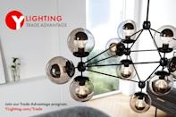 """<p>We are honored to have the support of longstanding partners including Caesarstone, Fiskars, Pottery Barn, Resource Furniture, S.Harris, Stark, Thermador and <a href=""""https://www.ylighting.com/blog/obsidian-project/"""" rel=""""nofollow noopener"""" target=""""_blank"""" data-ylk=""""slk:YLighting"""" class=""""link rapid-noclick-resp"""">YLighting</a>.Join the YLighting Trade Advantage Program- <a href=""""https://www.ylighting.com/on/demandware.store/Sites-YLighting-Site/default/Home-Show"""" rel=""""nofollow noopener"""" target=""""_blank"""" data-ylk=""""slk:YLighting"""" class=""""link rapid-noclick-resp"""">YLighting</a>.</p>"""