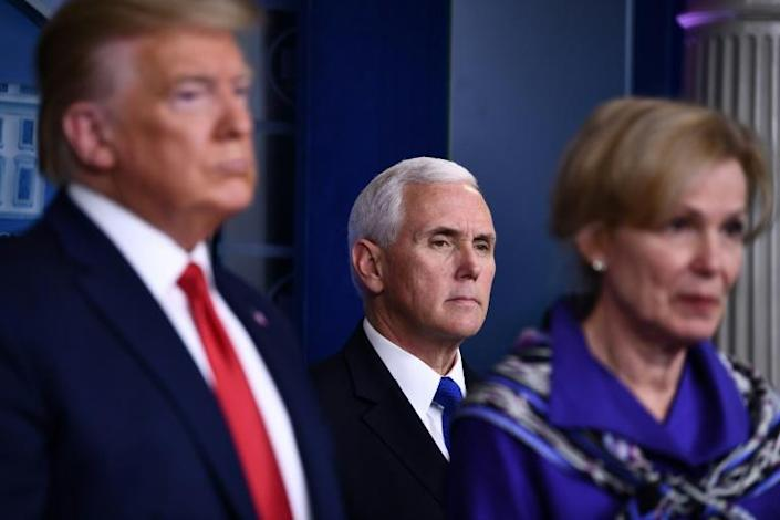 US Vice President Mike Pence has served as the pillar of stability in an administration that has churned through top officials