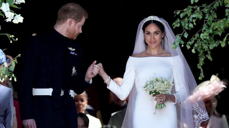 Meghan Markle Declares She Has Found Her Prince in Touching Wedding Reception Speech (Exclusive)