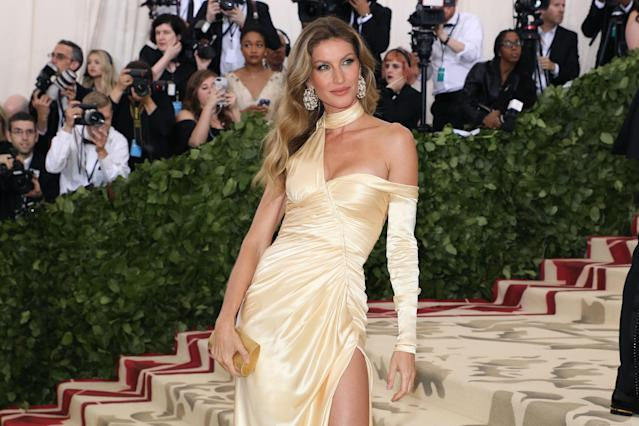 Gisele Bündchen has written a book about her journey from Brazil to the catwalk. (Photo: Taylor Hill/Getty Images)