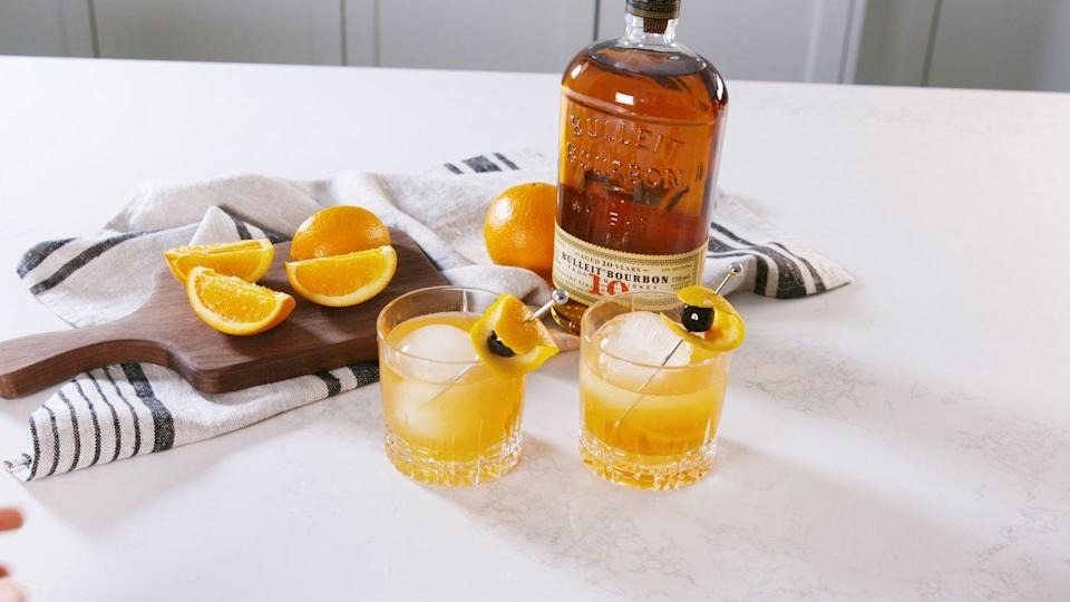 """<p>When you're in the mood for a classic, but you want to take things up a notch.<br></p><p>Get the recipe from <a href=""""https://www.delish.com/cooking/recipe-ideas/a36401711/flaming-orange-old-fashioned-recipe/"""" rel=""""nofollow noopener"""" target=""""_blank"""" data-ylk=""""slk:Delish"""" class=""""link rapid-noclick-resp"""">Delish</a>.</p>"""
