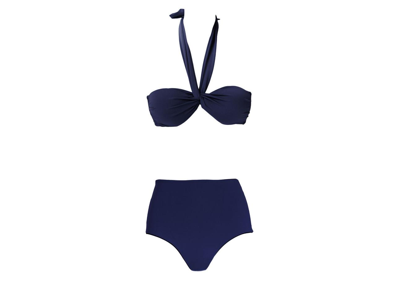 Le Swim Palm Springs Bikini, $125 for top, $113 for bottom, LeSwim.com