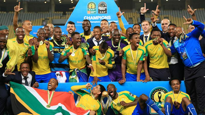 Mamelodi Sundowns handed tricky Caf Champions League draw