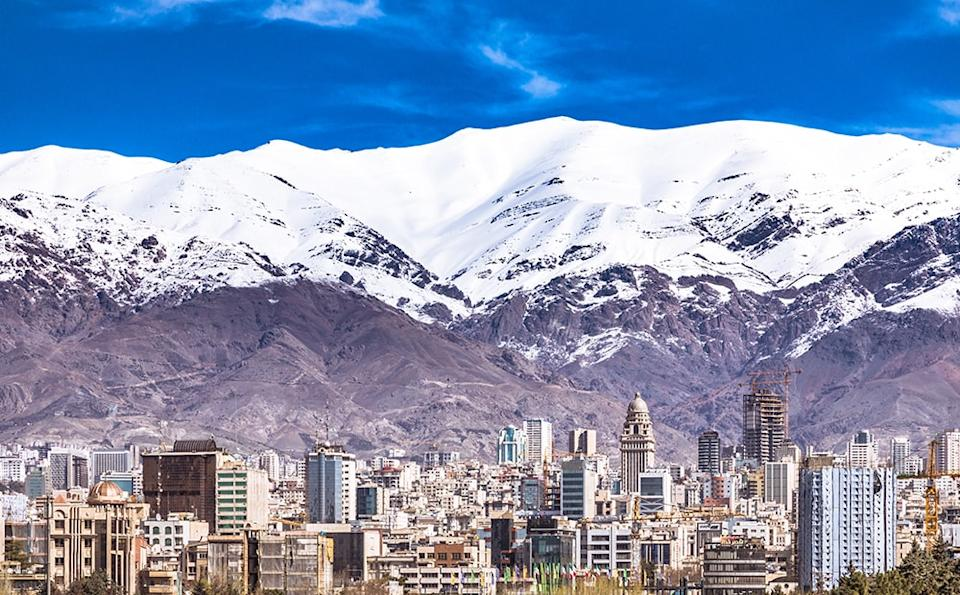 tehran - seyes photography/getty images