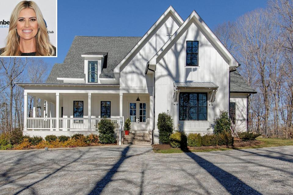 Christina Haack New Tennessee Home