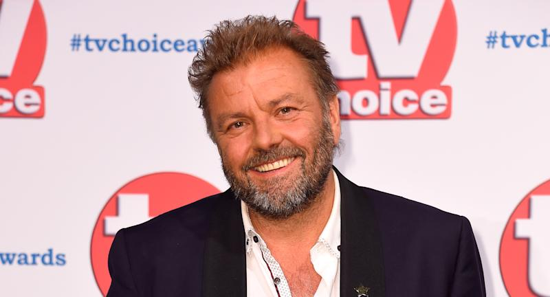 Martin Roberts attending the TV Choice Awards held at the Hilton Hotel, Park Lane, London. (Photo by Matt Crossick/PA Images via Getty Images)