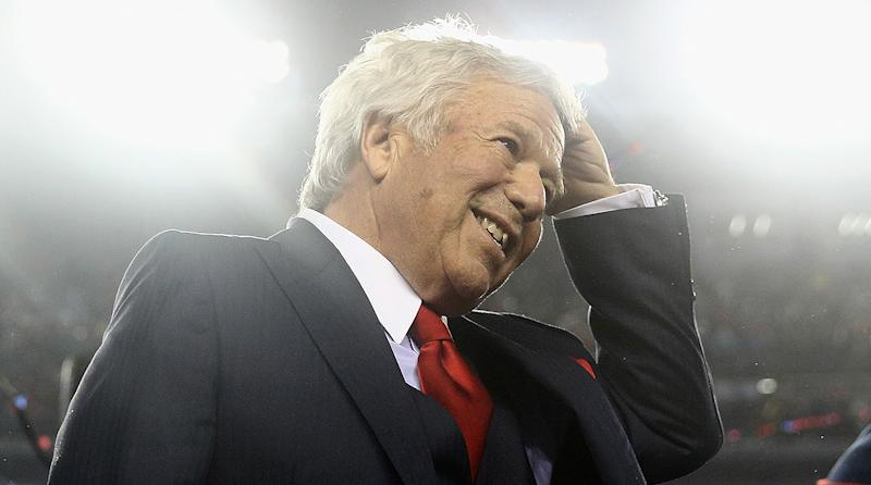 31b345fd6 Robert Kraft Made a  Mistake  and Turned It Into a Dynasty