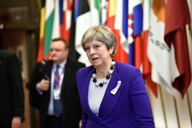 EU leaders have united behind British Prime Minister Theresa May in blaming Russia for a nerve agent attack on former double agent and his daughter in England