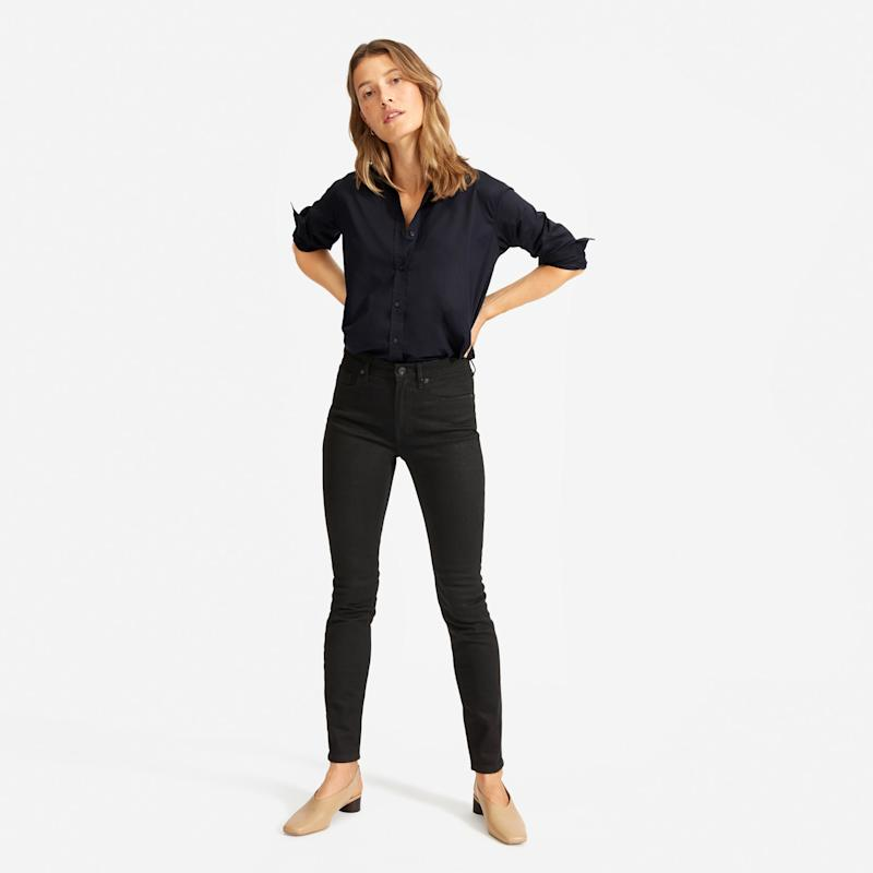 Let me present the hardest working jeans you'll ever own. (Photo: Everlane)