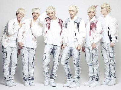 B.A.P. warns fans about scams