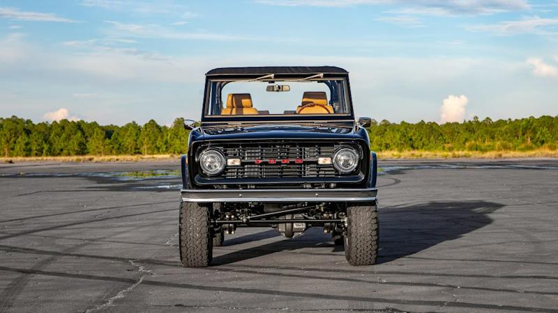 Velocity Restorations' 1973 Ford Bronco