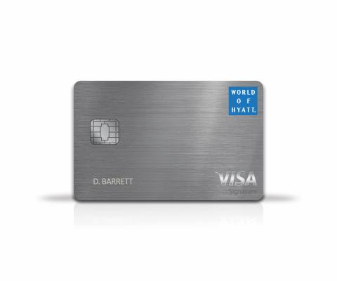 Chase and Hyatt Introduce the New World of Hyatt Credit Card