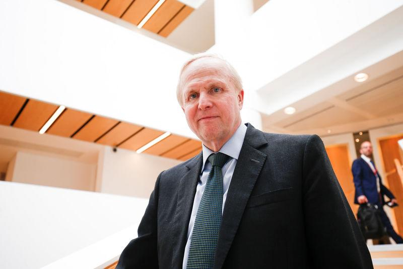 Group Chief Executive of BP Bob Dudley poses for a photograph at the BP International Headquarters in central London