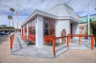 """<p><strong>What were your first impressions when you arrived?</strong> This delightfully nautical modern fish shack is the fast casual concept every beach town should have.</p> <p><strong>What's the crowd like?</strong> It's a mix of families enjoying an after school special, surfers grinding after a paddle out, and beachcombers looking for a taste of chef-fisherman Thomas Carson's catch of the day.</p> <p><strong>What should we be drinking?</strong> They have some excellent margs on menu, making for the perfect pairing for your fish taco or burrito.</p> <p><strong>Main event: the food. Give us the lowdown—especially what not to miss.</strong> This is definitely some of the best poke on the mainland. Don't skip the ahi or salmon.</p> <p><strong>And how did the front-of-house folks treat you?</strong> Staff is beachy, breezy and friendly.</p> <p><strong>What's the real-real on why we're coming here?</strong> Pick up some poke for a day out on the <a href=""""https://www.cntraveler.com/shops/newport-beach/duffy-electric-boat-rentals?mbid=synd_yahoo_rss"""" rel=""""nofollow noopener"""" target=""""_blank"""" data-ylk=""""slk:Duffy Boats"""" class=""""link rapid-noclick-resp"""">Duffy Boats</a> or a beach picnic, or enjoy a lingering dinner after a day out in Newps.</p>"""