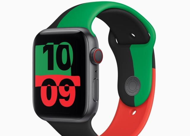 Apple Watch Series 6 BHM